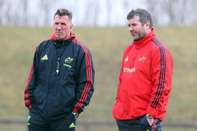 Rob Penney Munster old guards fresh start after frustrating two seasons