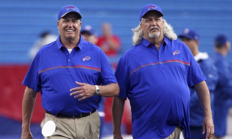 Rob Ryan 20 pictures of Rex and Rob Ryan that will make you miss them already
