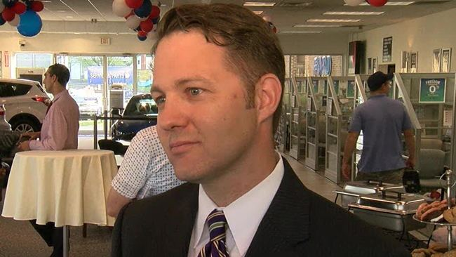 Rob Teplitz Teplitz ousted in election has new job in Senate ABC27