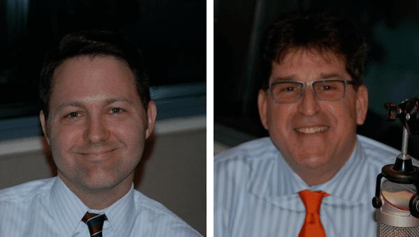 Rob Teplitz Smart Talk TeplitzDiSanto debate for state senate seat News