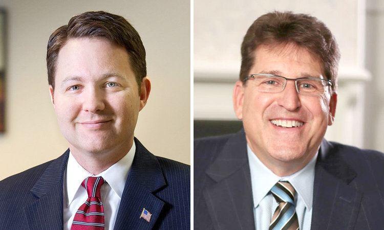 Rob Teplitz Challenger John DiSanto upsets incumbent Rob Teplitz to claim Senate