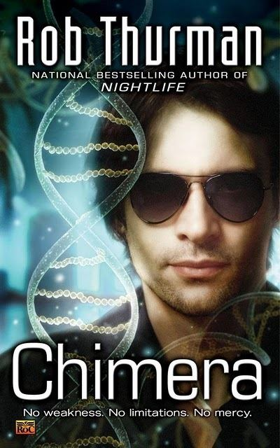 Rob Thurman Book reviews Rob Thurman39s CHIMERA and BASILISK Sara