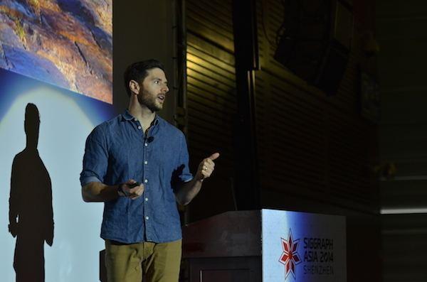 Robb Denovan keynote speakerRobb Denovan 3D Artist Animation Models