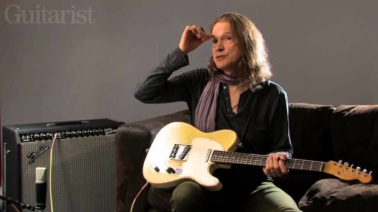 Robben Ford Robben Ford on his blonde 1960 Telecaster YouTube