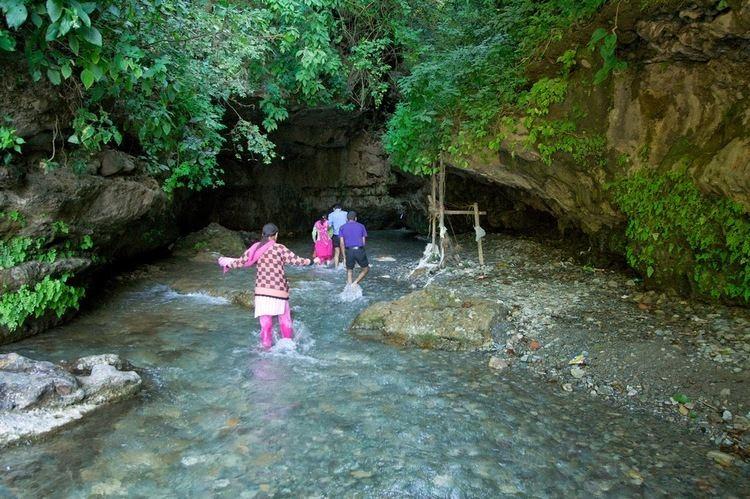 Robber's Cave, India Helloholidaysin Dehradun