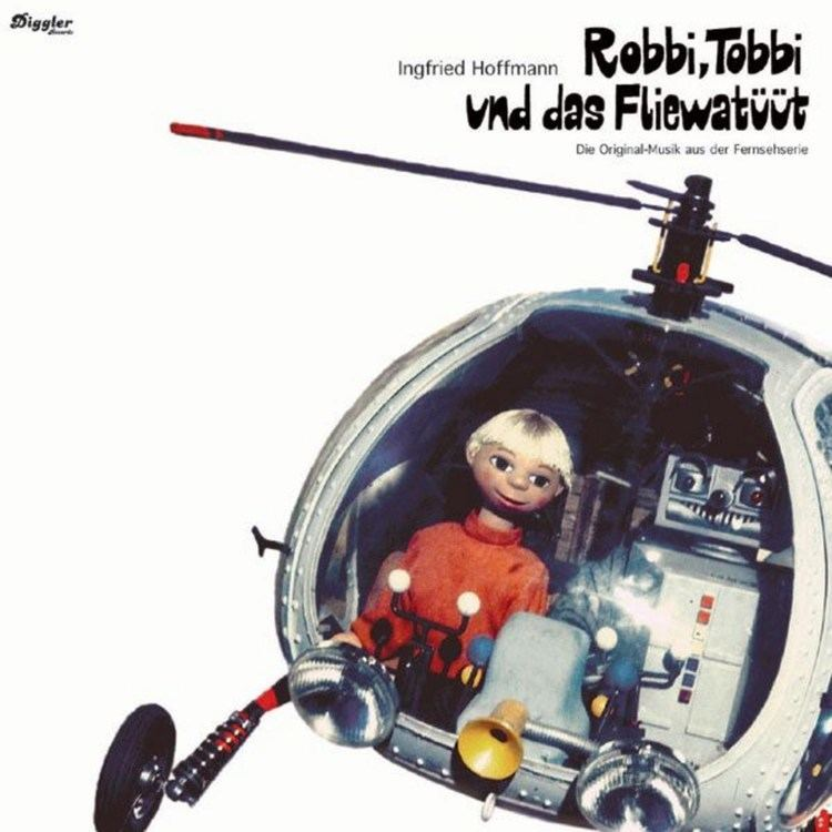 Robbi, Tobbi und das Fliewatüüt Ingfried Hoffmann Robbi Tobbi und das Fliewatt YouTube