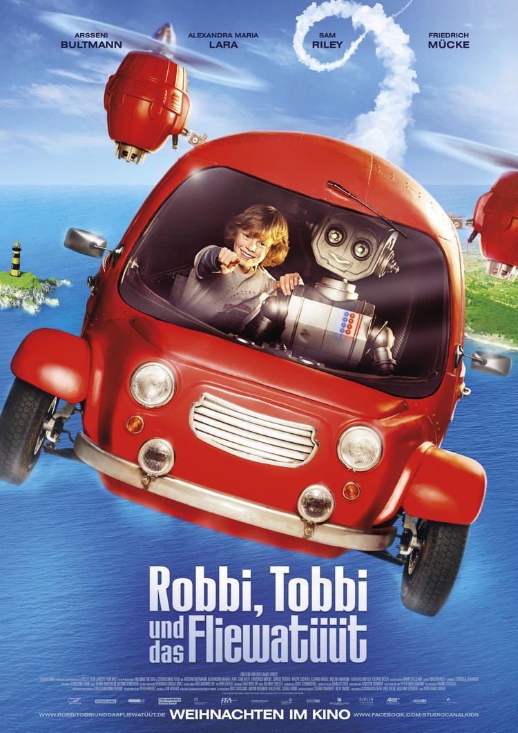 Robbi, Tobbi und das Fliewatüüt Robbi Tobbi und das Fliewatt Film 2016 moviepilotde