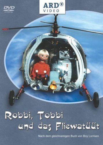 Robbi, Tobbi und das Fliewatüüt Robbi Tobbi und das Fliewatt 2 DVDs Amazonde Friedrich Arndt