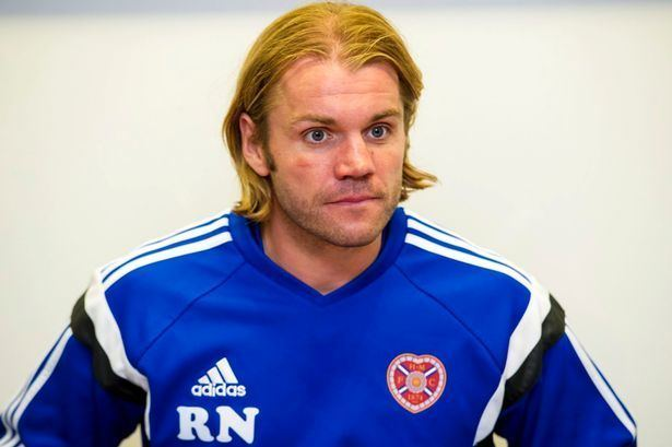 Robbie Neilson Hearts boss Robbie Neilson I39ve no regrets about blooding