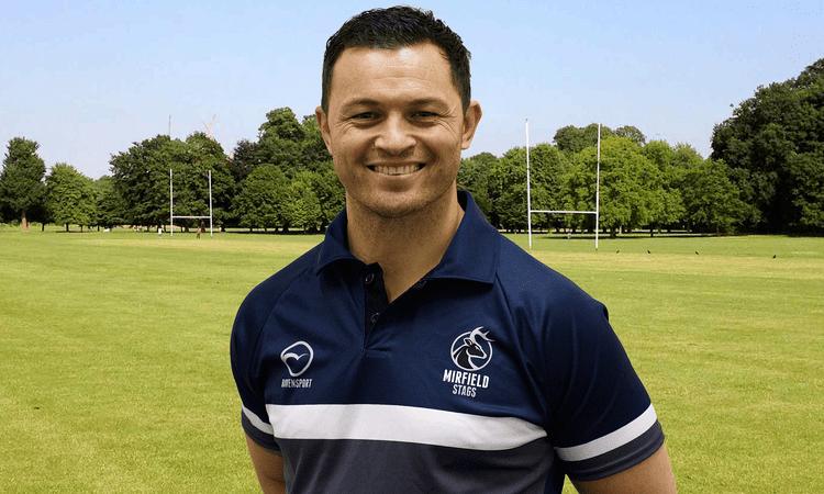 Robbie Paul Robbie HunterPaul joins Salford Total Rugby League