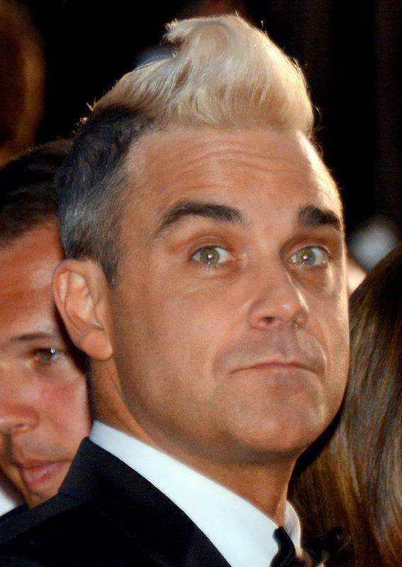 Robbie Williams Robbie Williams Wikipedia the free encyclopedia