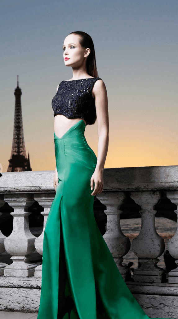 Robert Abi Nader Robert Abi Nader SS 2015 RTW Fashion Style Mag
