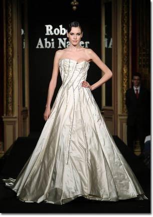 Robert Abi Nader One Fine Art Artists Fashion Designers Fashion Designer Robert