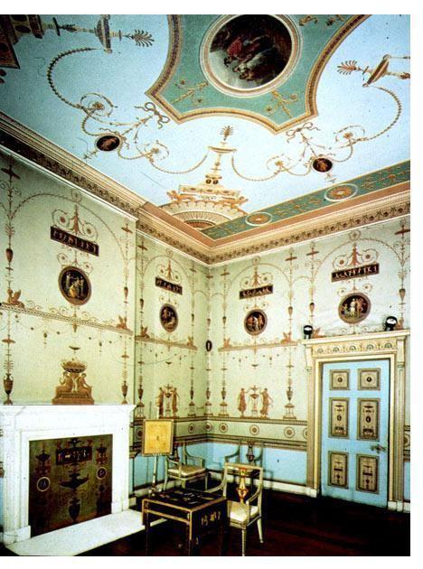 Robert Adam 18th Century English Domestic Architecture Robert Adam Adventures