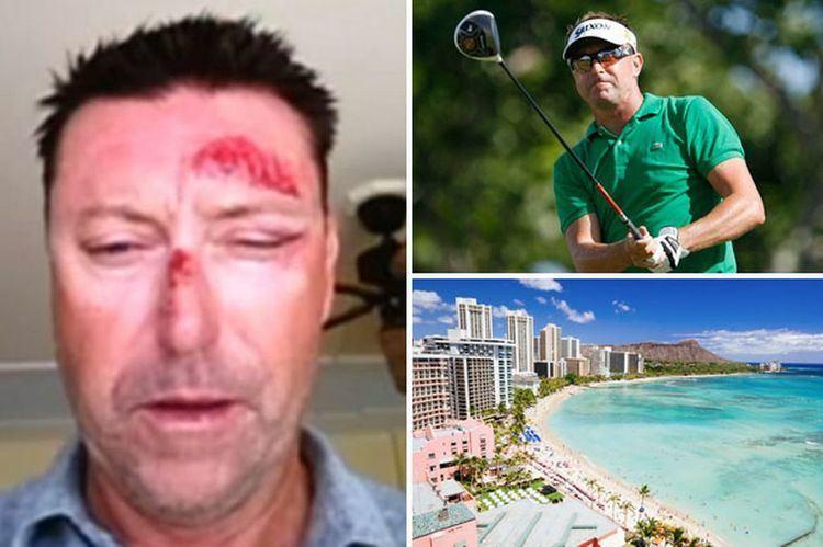 Robert Allenby Australian golf star Robert Allenby 39kidnapped beaten