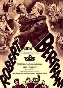 Robert and Bertram (1938 film) Robert and Bertram 1939 film Wikipedia