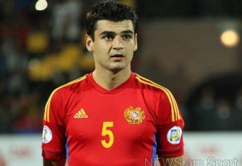 Robert Arzumanyan Robert Arzumanyan to sign 25year deal with Russian club