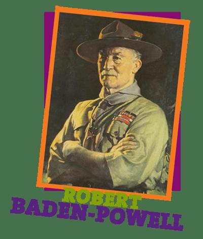 Robert Baden-Powell, 1st Baron Baden-Powell 4th Poplar Scout Group
