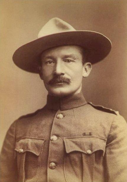 Robert Baden-Powell, 1st Baron Baden-Powell Robert BadenPowell 1st Baron BadenPowell Wikipedia