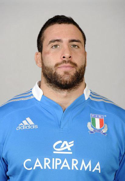 Robert Barbieri Robert Barbieri Pictures Italy Rugby Union Portrait