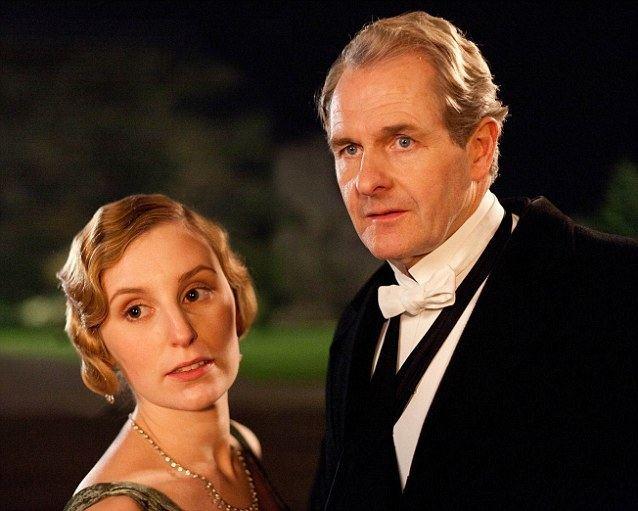 Robert Bathurst Downton Abbey Is Robert Bathurst about to bring wedding bells to