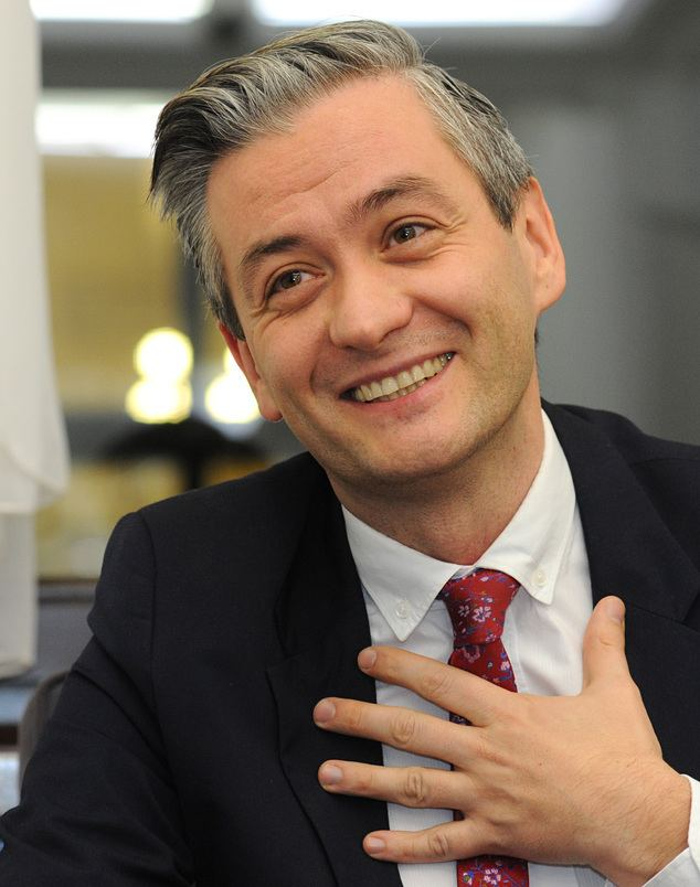 Robert Biedron Poland elects first openly gay mayor in elections Daily