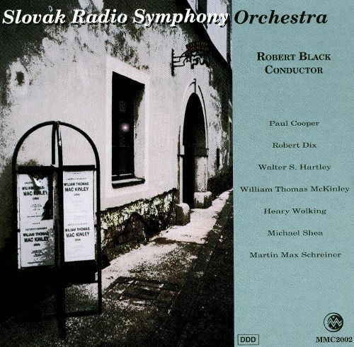 Robert Black (conductor) Slovak Radio Symphony Orchestra Robert Black Conductor Robert
