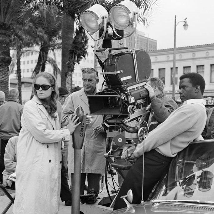Robert Burks A Patch of Blue 1965 Guy Green Cinematography Robert Burks Photo