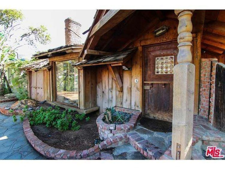 Robert Byrd (architect) Whimsical Woodsy 1924 Robert Byrd Hits the Market For the First