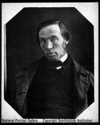 Robert Dale Owen 1846 Portrait of the Nation