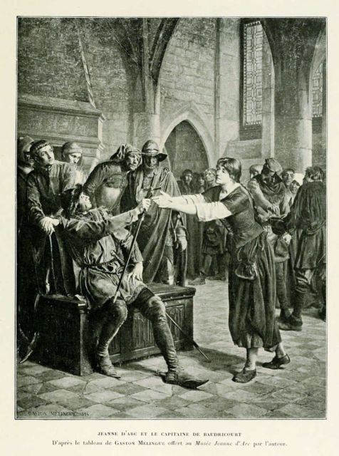 Robert de Baudricourt Jeanne d39Arc et le capitaine de Baudricourt Et