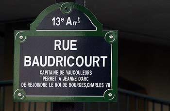 Robert de Baudricourt Robert de Baudricourt capitaine de Vaucouleurs