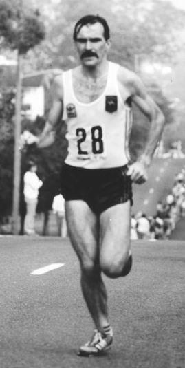 Robert de Castella Interview With Australian Marathon Icon Rob de Castella