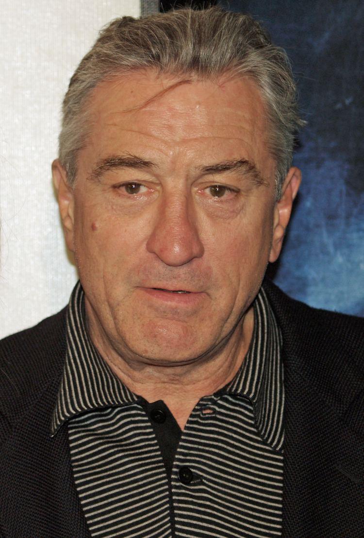 Robert De Niro httpsuploadwikimediaorgwikipediacommons44