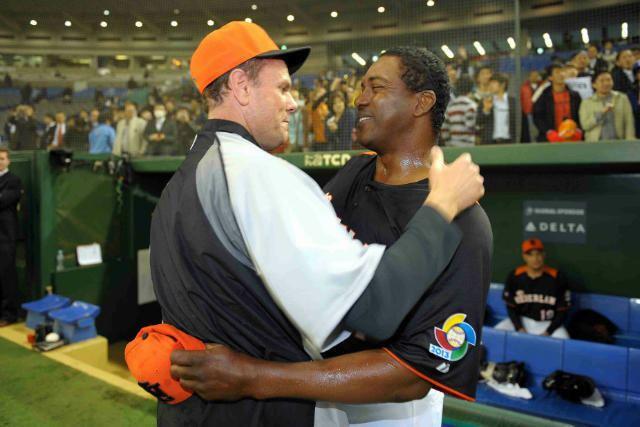 Robert Eenhoorn KNBSB Koninklijke Nederlandse Baseball en Softball Bond