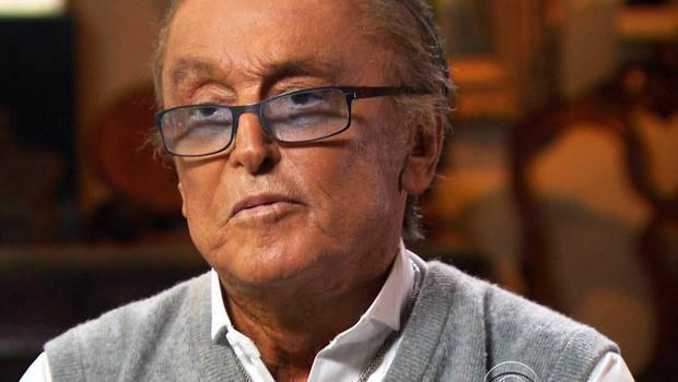 Robert Evans Hollywood producing legend Robert Evans At 83 still front row