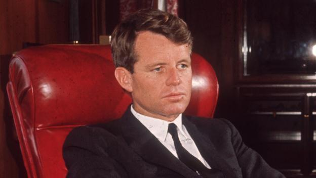 Robert F. Kennedy Robert F Kennedy Calls Governor of Mississippi Video