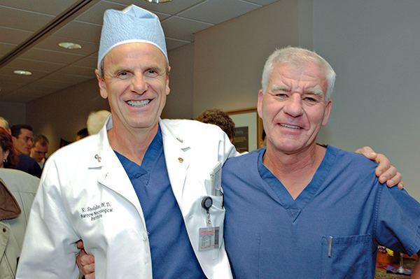 Robert F. Spetzler A Life in Spinal Neurosurgery