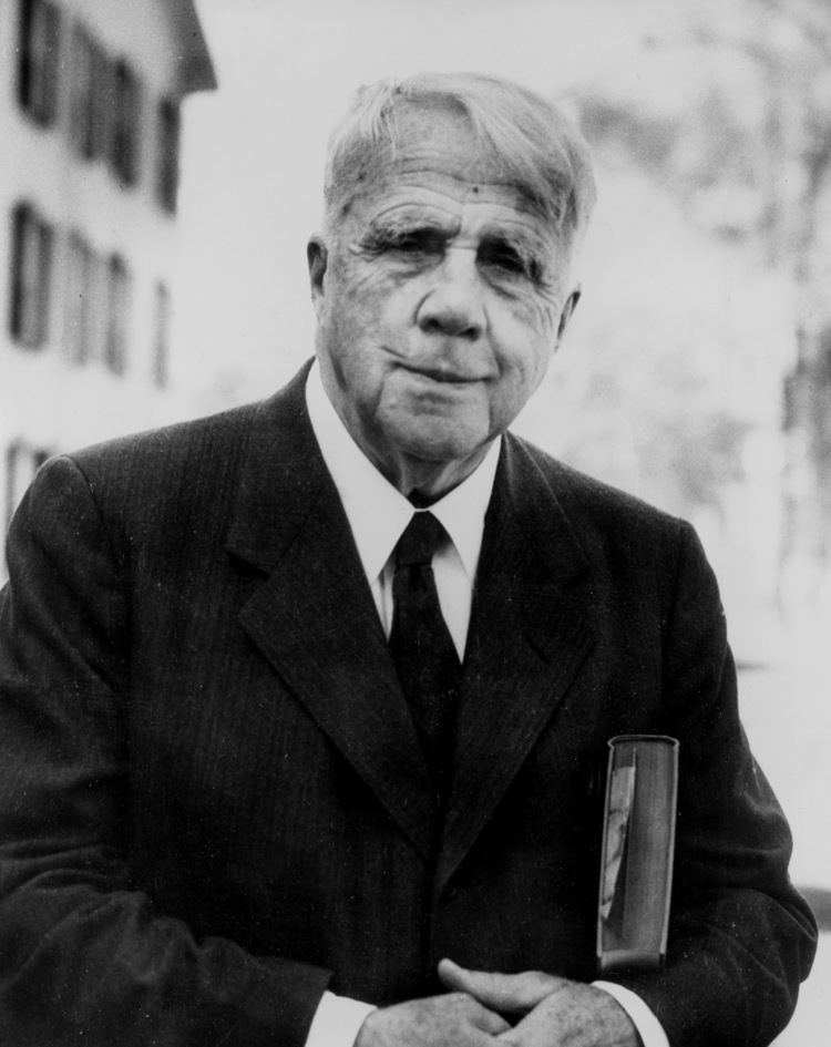 Robert Frost Robert Frost The New School History Project