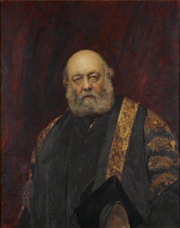 Robert Gascoyne-Cecil, 3rd Marquess of Salisbury Government Art Collection Art Work Details