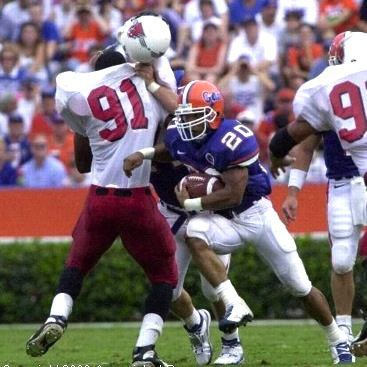 Robert Gillespie (American football) 20 Days to Florida Gator Football 20 Robert Gillespie Florida