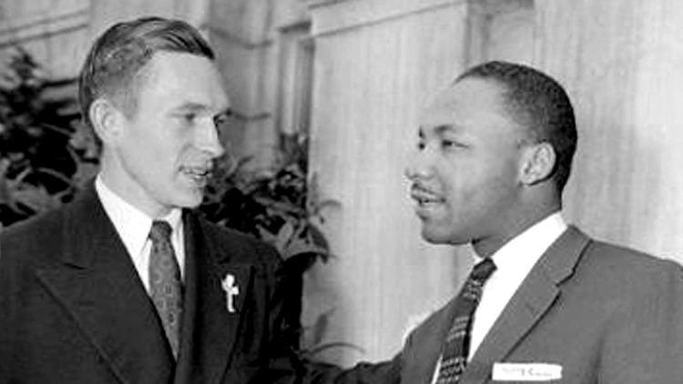 Robert Graetz Martin Luther King and Robert Graetz January 14 2011 Religion