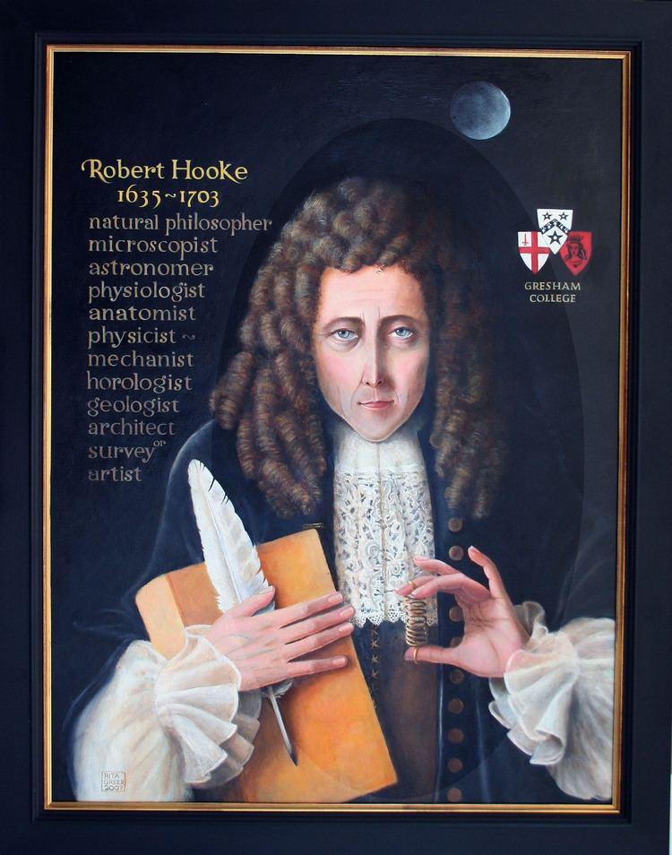 Robert Hooke Robert hooke WriteWork