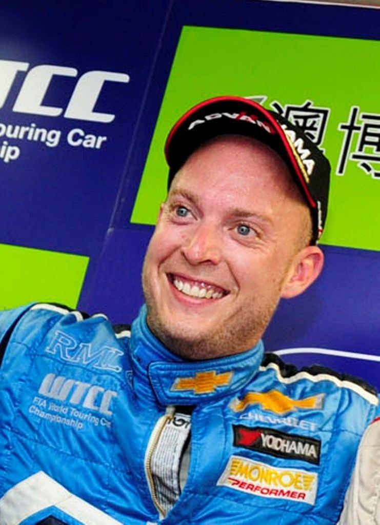 Robert Huff Macau Grand Prix Past winners