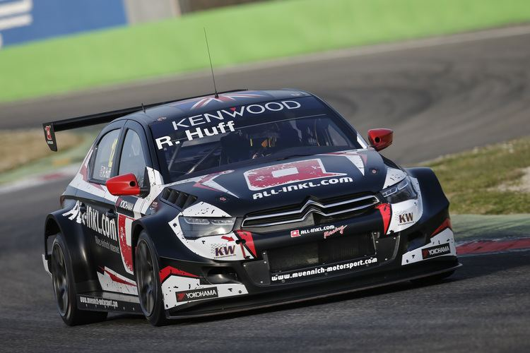Robert Huff Rob Huff FIA WTCC