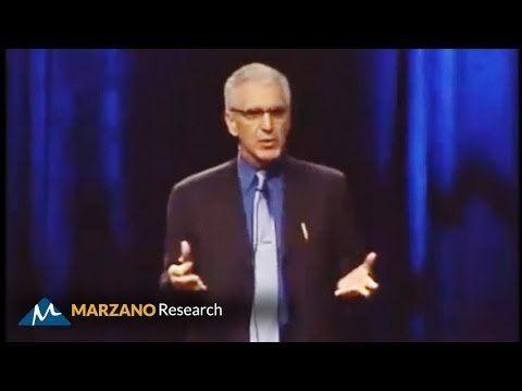 Robert J. Marzano Dr Robert J Marzano YouTube