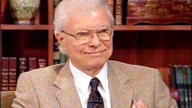 Robert James Waller Fighting The Establishment CBS News