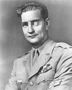Robert K. Morgan Memphis Belle Dauntless Dotty Memorabilia Portrait of Col
