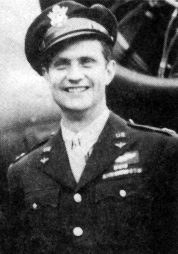 Robert K. Morgan Bob Morgan Pilot Memphis Belle