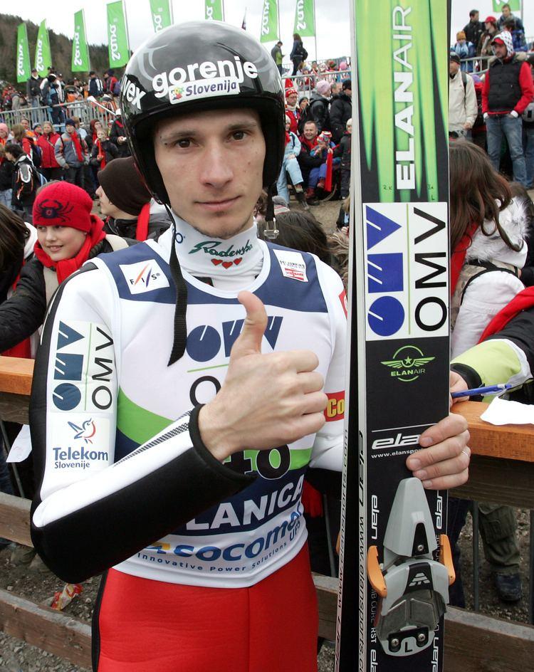Robert Kranjec Classify Slovenian ski jumper Robert Kranjec